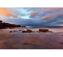 A Shot in the Dark - Little Bay, NSW Photographic Print