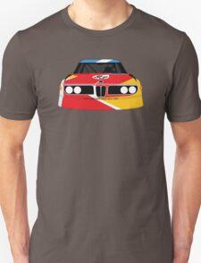 Alexander Calder's 1975 3.0 CSL Art Car T-Shirt