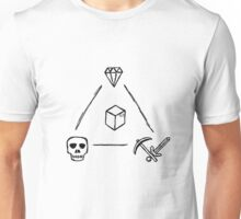 The Triangle of Craft Unisex T-Shirt