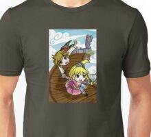 Skyward Sword in the style of The Wind Waker Unisex T-Shirt