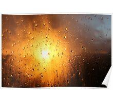 rain and sun 1 Poster