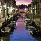 Venetian canal by TC3 Photography