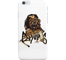 Bostin Bruins  iPhone Case/Skin