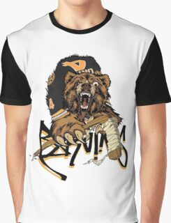 Boston Bruins  Graphic T-Shirt