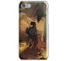 Dragon Keeper iPhone Case/Skin
