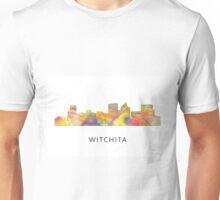 Witchita, Kansas Skyline WB1 Unisex T-Shirt