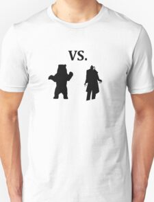 black bear vs demon T-Shirt