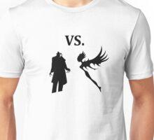 demon vs magic  Unisex T-Shirt