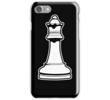 Queen Chess Piece iPhone case iPhone Case/Skin