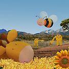 Abby Bee III by Koekelijn