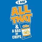 All That iPhone case by DetourShirts