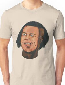 The Black Brad Pitt (Bromance #Special) Unisex T-Shirt