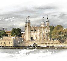 Tower of London by SkatingGirl