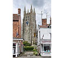 St Mildred's Church, Tenterden Photographic Print