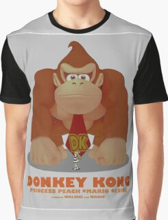 DK Movie Poster Graphic T-Shirt