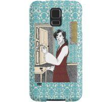 Libertine Sherlock  Samsung Galaxy Case/Skin