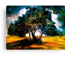 The Gift and The Glory Canvas Print