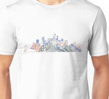 Seattle 3 Unisex T-Shirt