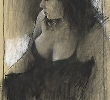 Sunday's charcoal by djones