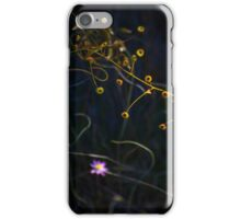 Honeydew, great southern wildflower iPhone Case/Skin