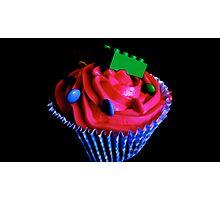 Lego Cupcakes Photographic Print