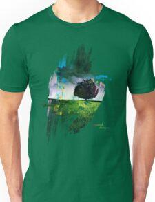 Lonley tree Unisex T-Shirt