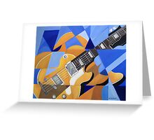 Where are the musicians? Greeting Card