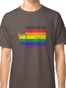Marriage Equality Classic T-Shirt