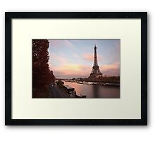 Tour Eiffel - Paris Framed Print