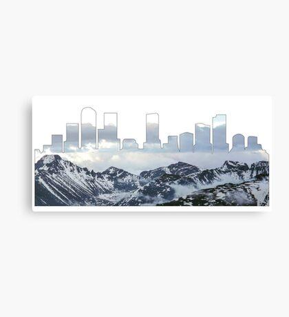 Denver 2 Canvas Print