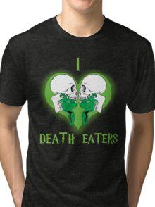 I Heart Death Eaters Tri-blend T-Shirt