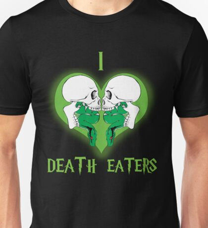 I Heart Death Eaters Unisex T-Shirt