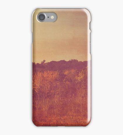 Wide Open Spaces iPhone Case/Skin