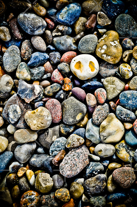 The Ghost on the Pebble Beach by marina63