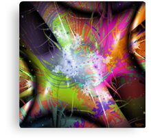 Other Music Canvas Print