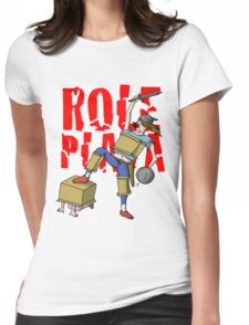 Role Playa Womens Fitted T-Shirt
