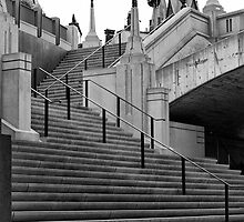 Stairs by Eunice Gibb