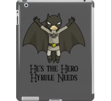 The Dark Knight of Time iPad Case/Skin