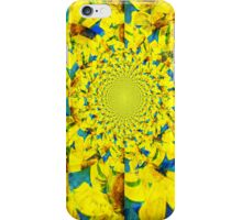 China Cat Sunflower iPhone Case/Skin