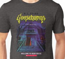 Goosebumps Welcome to the Dead House Unisex T-Shirt