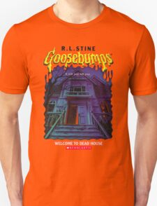 Goosebumps Welcome to the Dead House T-Shirt