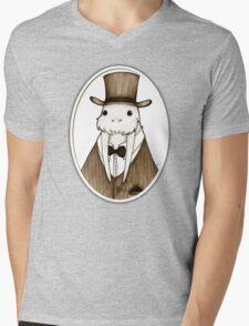Sir Walrus Mens V-Neck T-Shirt
