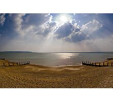 View from Milton On Sea Photographic Print