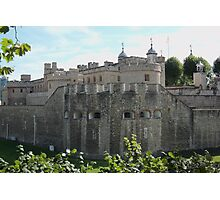 The Tower Of London, London, England Photographic Print