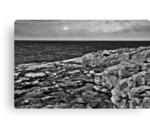 Ireland in Mono: Love All Through The Years Canvas Print