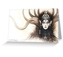 Titania the Queen of Faery Greeting Card