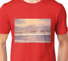 Provincetown Evening Lights Unisex T-Shirt