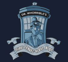 Dr. Whorrible's Time Travel-Along Blog by Baresark