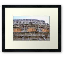 ROMAN ENTERTAINMENT Framed Print