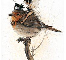 Tinkerbell by JBMonge